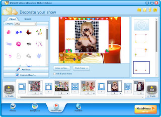 iPixSoft Video Slideshow Maker Deluxe 3.5.3.0 Full Crack + Templates pack