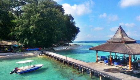 Tempat wisata pulau sepa