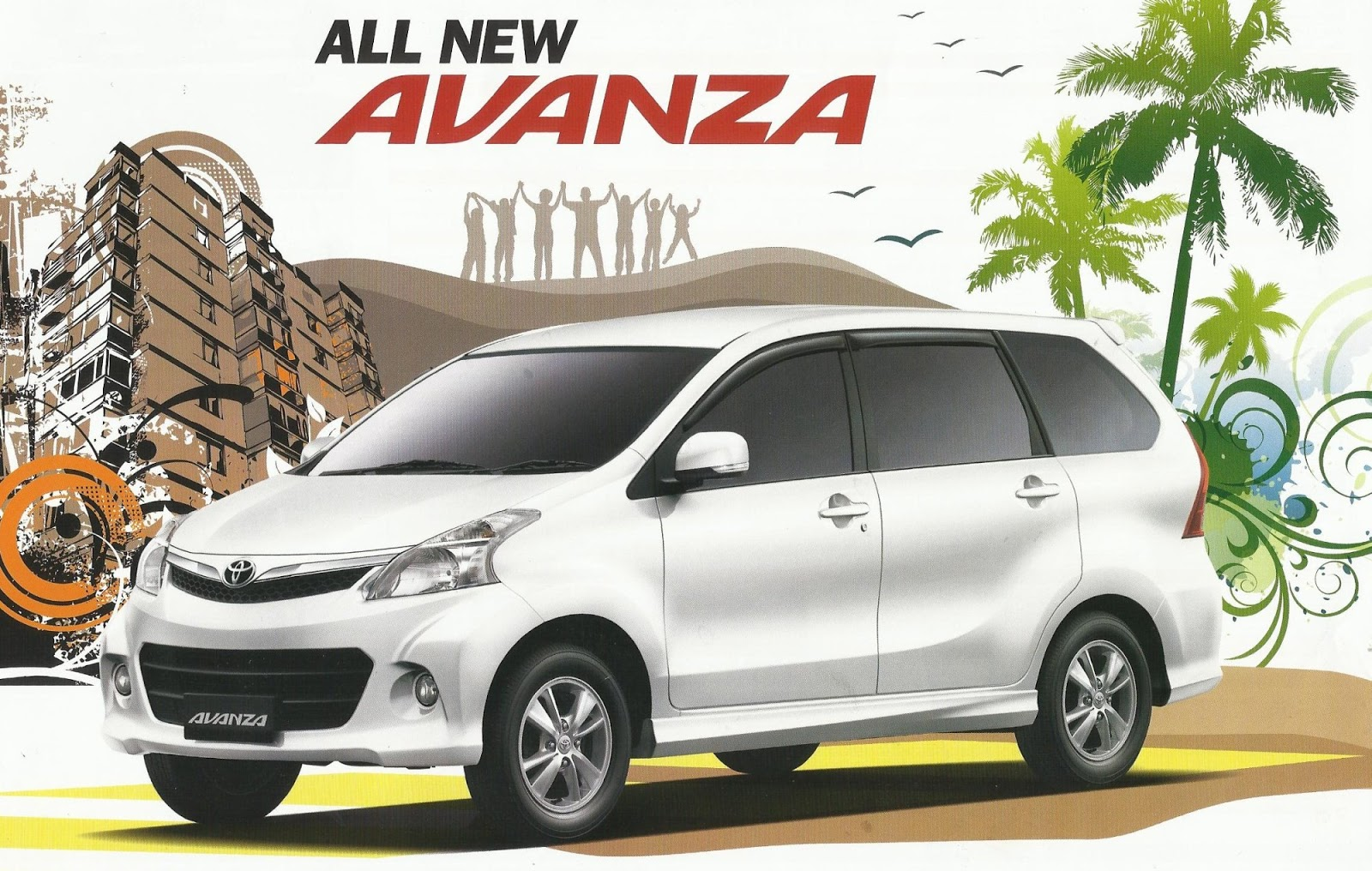Harga Grand New Avanza Second All Camry Specs Dotautomotive