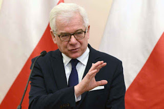 Regarding Brexit, Czaputowicz said Poland would support delaying the EU-Britain breakup ``if it helps work out a better position.''