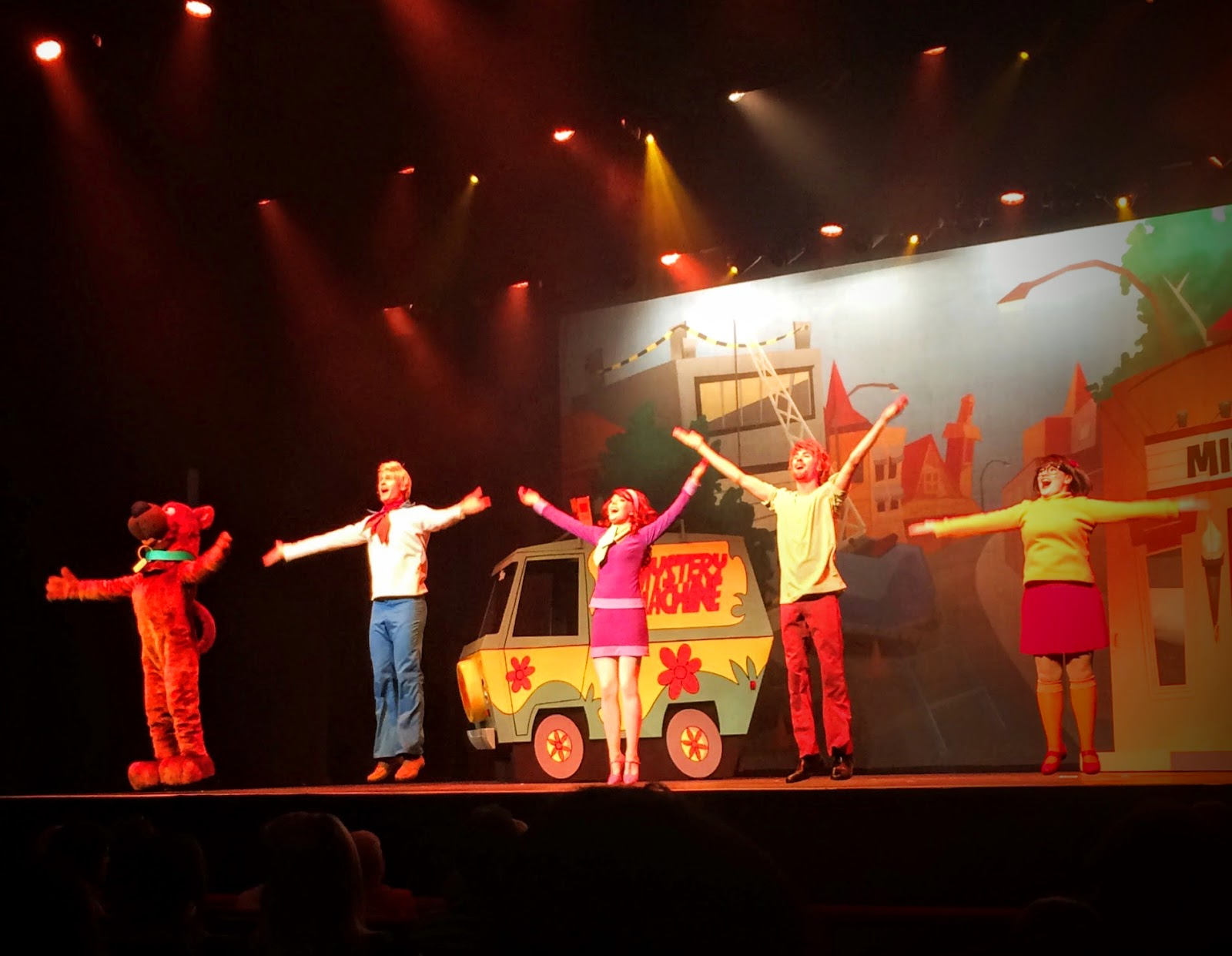 , Scooby-Doo Live at the London Palladium