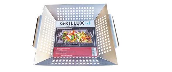 Grillux Vegetable Grill Basket