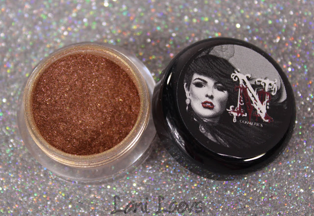 Notoriously Morbid Give the Devil His Due eyeshadow swatches & review