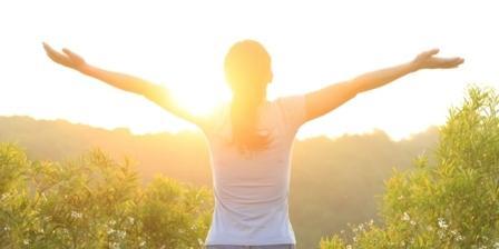 Menyapa Matahari Pagi Adalah Penting Bagi Kesehatan