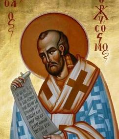 Kasih dan Penderitaan Yohanes Pembaptis