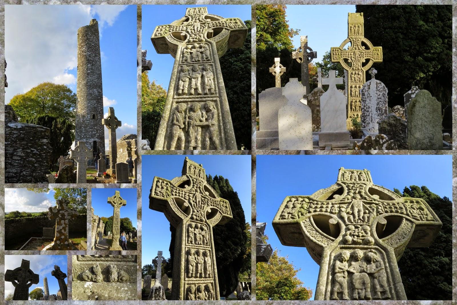 Ireland - Monasterboice Cemetery