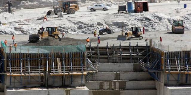كارثة بالصور.. صور الأقمار الصناعية تفجر مفاجأة: أثيوبيا انتهت من بناء سد النهضة .. هل ستعطش مصر؟ وماذا سيحدث بعد هذه الكارثة المائية؟