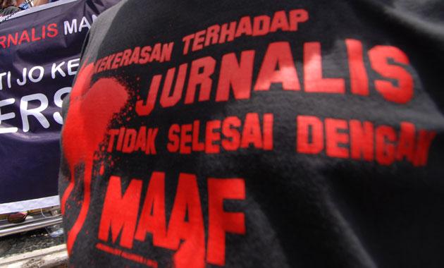 LBH Pers : Tahun 2015 Tercatat 47 Kasus Kekerasan Pada Wartawan