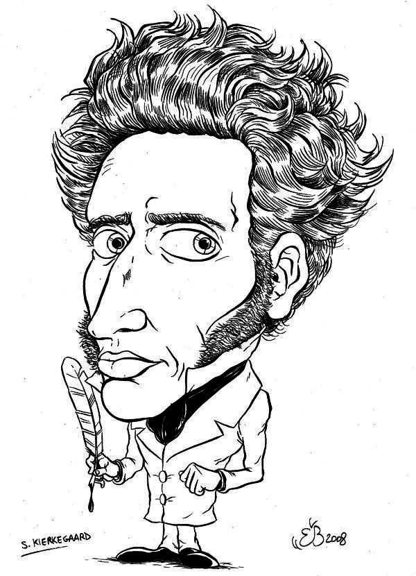 Philosophy of Science Portal: Søren Kierkegaard and human