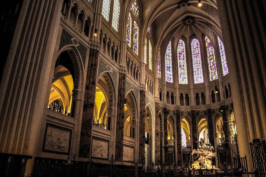 Chartres, Región del Valle del Loira, Francia