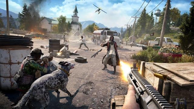 لعبة Far Cry 5 ستكون قابلة للعب بشكل كلي عن طريق الطور التعاوني