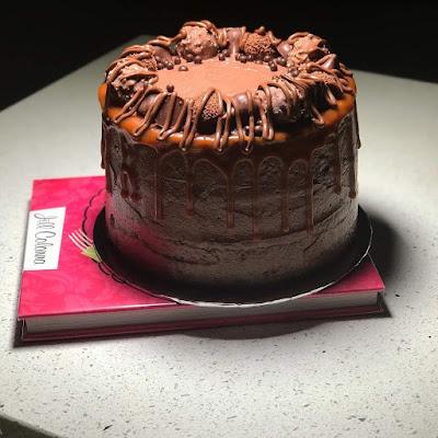 Nutella Hazelnut Cake Sedap Dari Resepi Kek Kafe