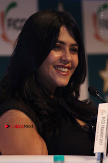 Ekta Kapoor Anurag Kashyap & Ramesh SippyAt at FICCI FRAMES 2017  0026.JPG