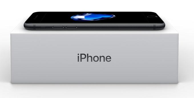 Gambar iPhone 7