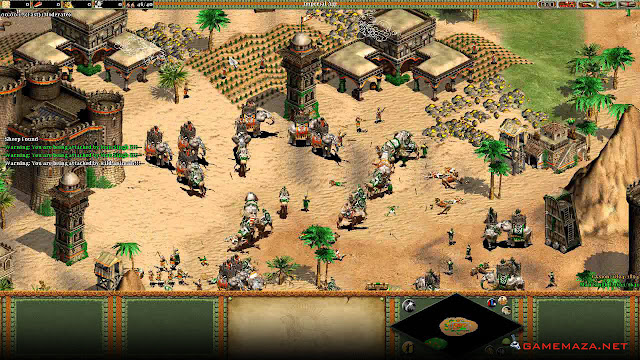 Age of Empires II The Forgotten Gameplay Screenshot 3