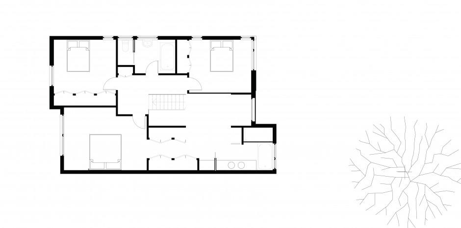 floor floor plan small modern home floor plans modern tiny house floor plans small