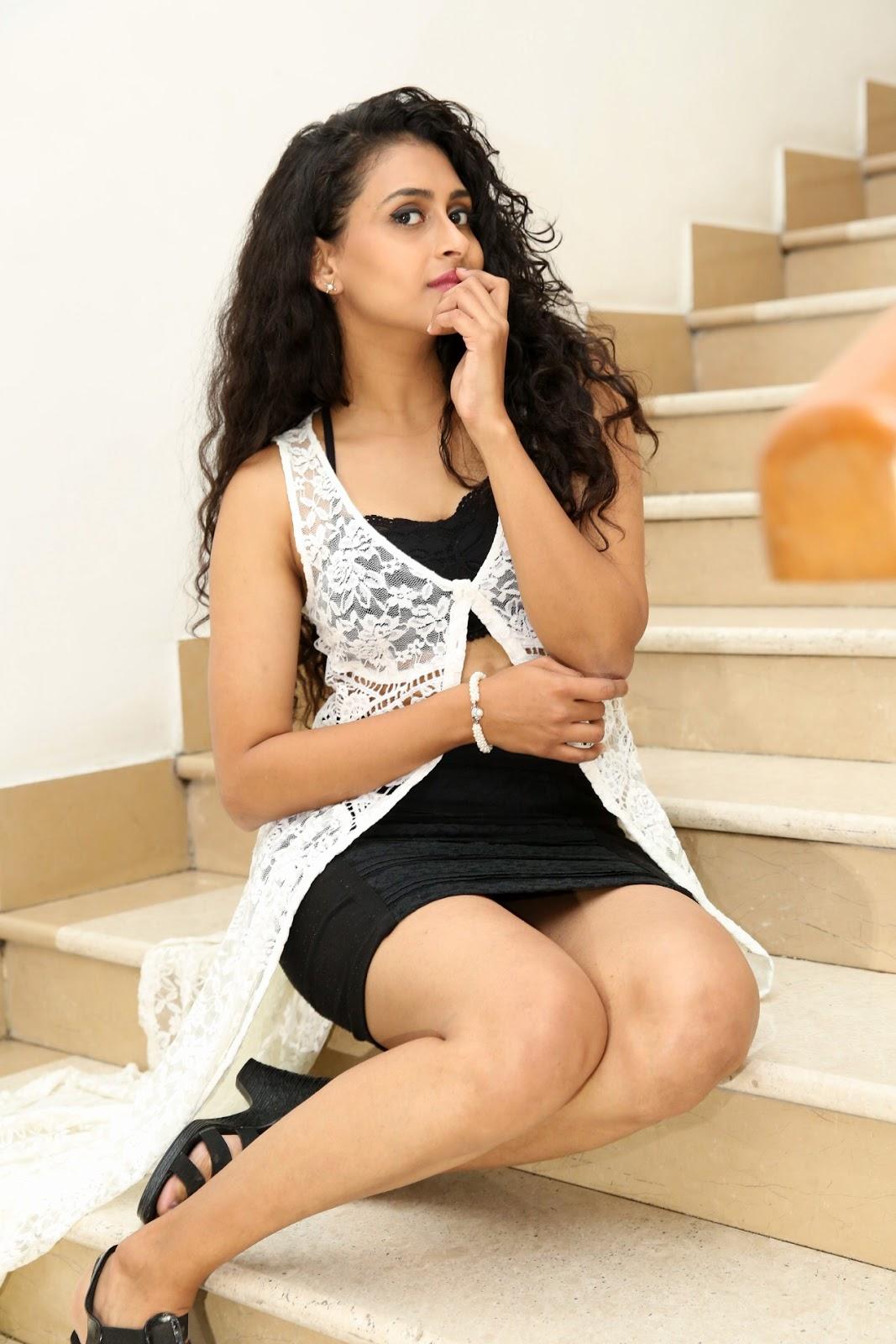 Nitya Naresh At Sutra Fashion and Lifestyle Expo Curtain Raiser