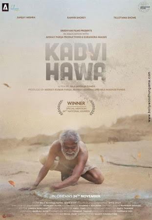 Kadvi Hawa (2017) Movie Poster