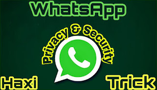 Whatsapp Security Setting