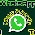 Whatsapp Security & Privacy Setting In Hindi