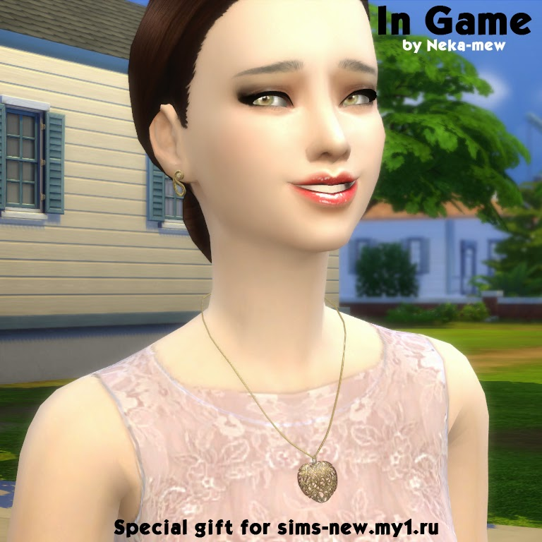 ~World of creations~ by Neka-mew: TS4 - Special gift for ...