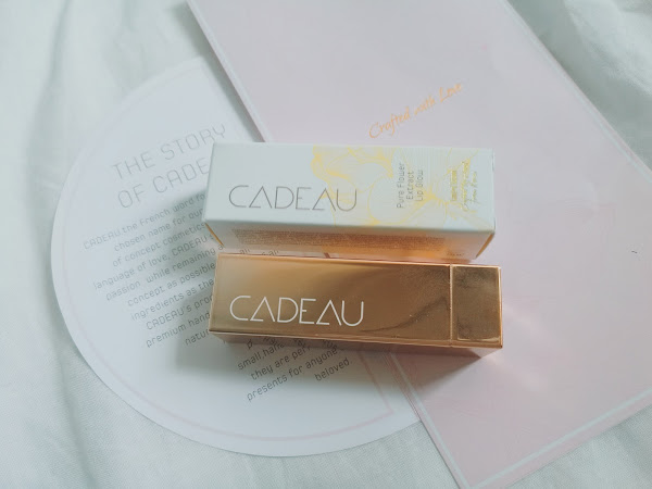 CADEAU Lip Glow | Flower Jelly Lipstick