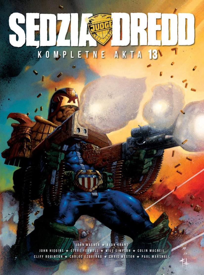 Brody z kosmosu - Sędzia Dredd