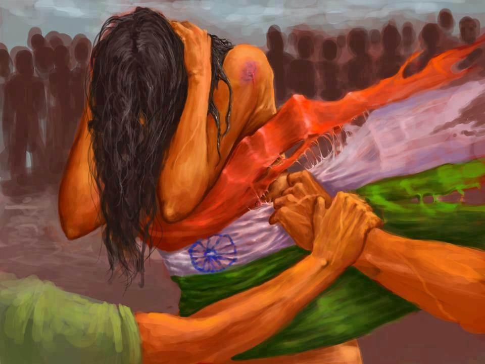 అత్యాచార భారత౦లో అతివలు జీవితాలు ! - Why more Rapes Incidents in India