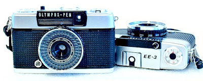 Olympus Pen EE-3 Half-Frame Camera