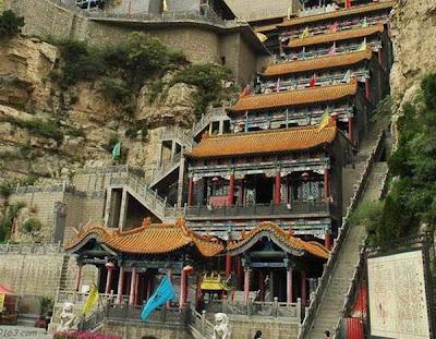 Shanxi en China.
