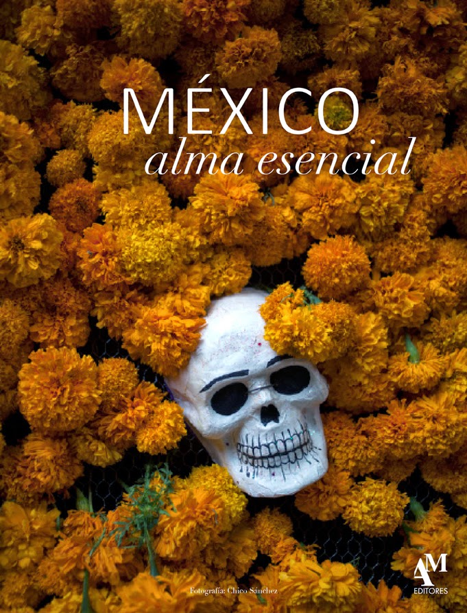 México Essential Soul   Big, thick, coffee table style book with 263 pages featuring my travel pictures from across Mexico. Focusing in culture, architecture, arqueology, traditions, among other travel subjets. The images run full page and are accompanied by poetic texts by Alejandra Uhthoff in English and Spanish.   If interested in a copy please contact me at chicosanchezphoto@gmail.com
