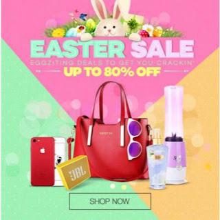 Lazada Easter Sale, Sale, online sale