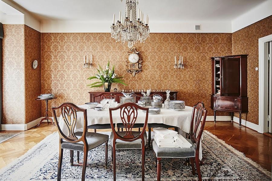 Casas clasicas for Decoracion estilo clasico