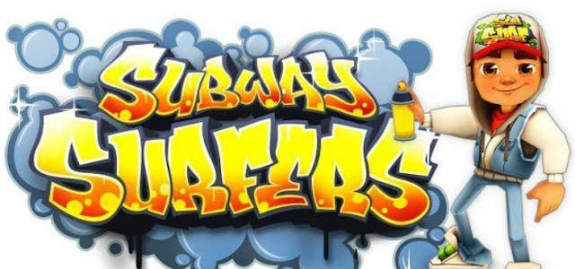 Cara Memainkan Subway Surfers