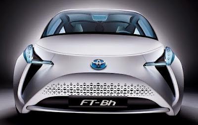 (2018) Toyota FT-Bh Voiture Neuve Pas Cher Prix, Revue, Concept, Date De Sortie