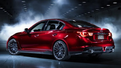 Infiniti Q50 2017 Review, Specification, Price, Concept