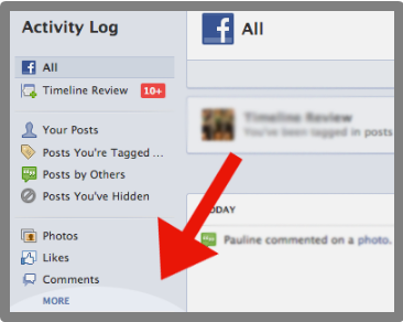 How To View Facebook History