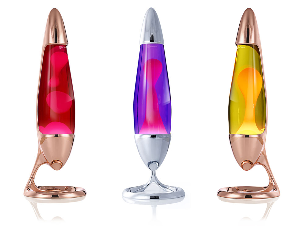 French For Pineapple Blog - Mathmos Neo Lava Lamp