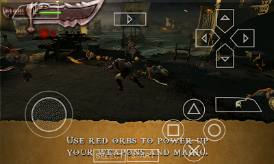 God of War: Chains of Olympus USA (CSO ISO) PPSSPP