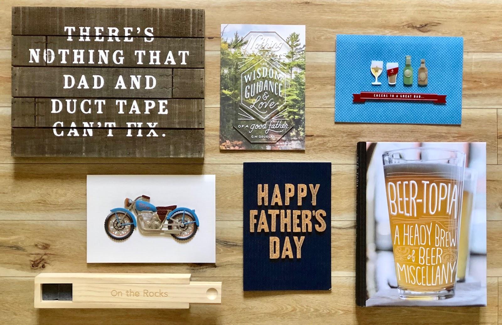 Hallmark Gifts For Dads And Grads Toronto Teacher Mom