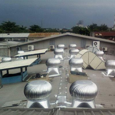 ventilasi udara atap