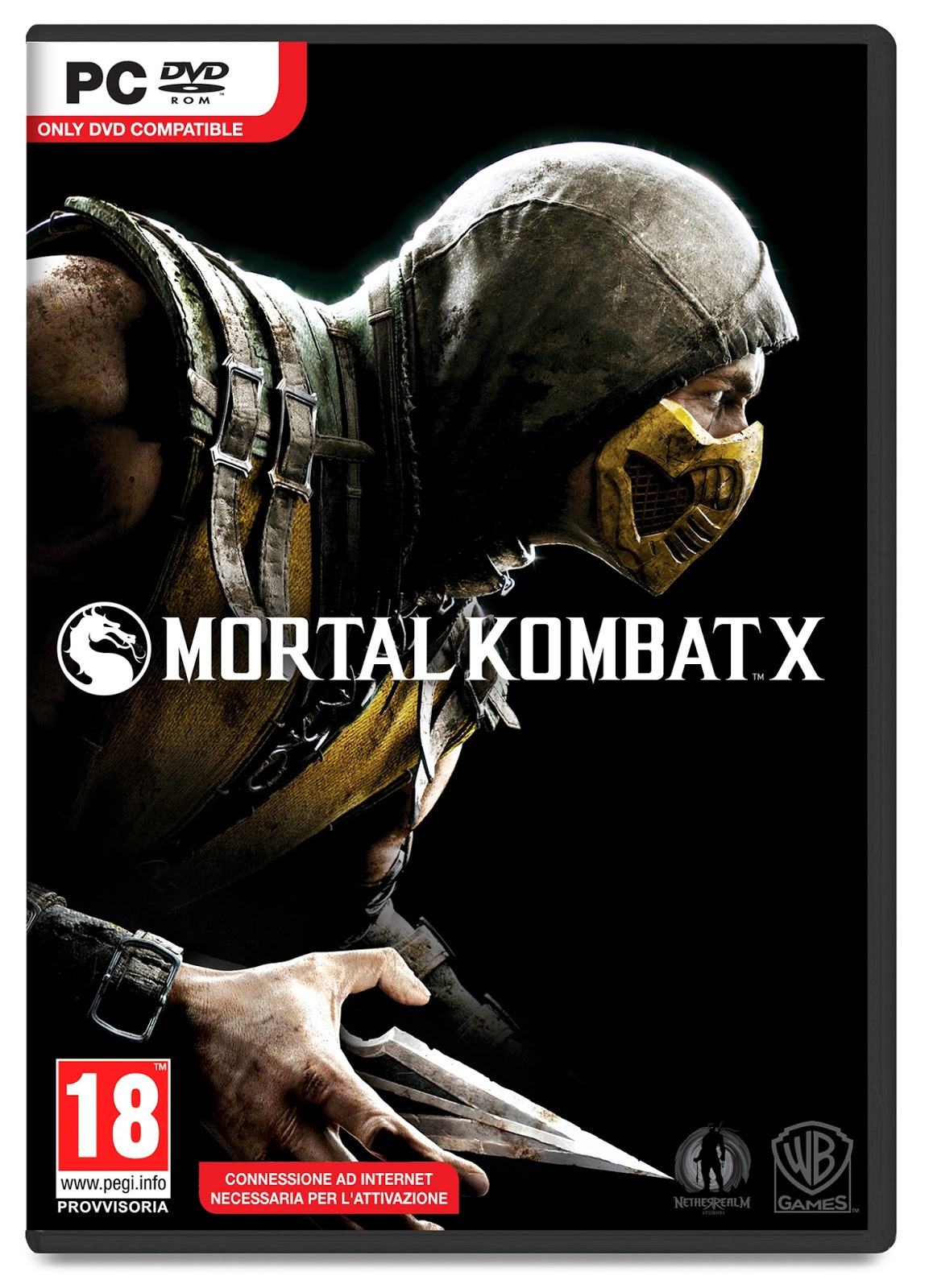 Mortal Kombat X Free Download - Fully Full Version Games For