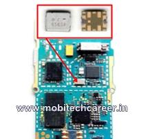 Mobile phone ki pcb per antena switch ki identification kaise kare