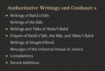 Обновления на сайте библиотеки бахаи
