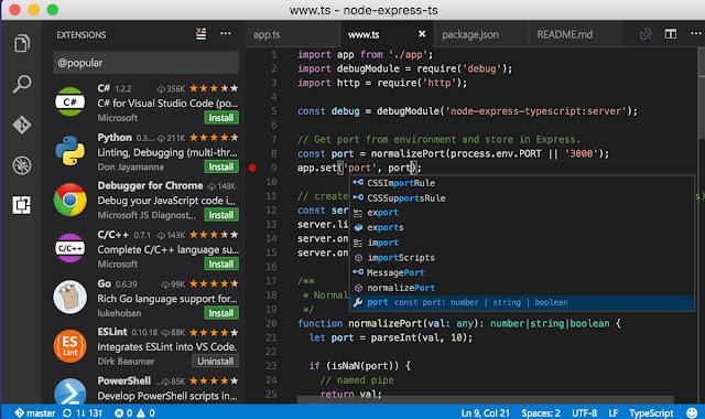 11 Text Editor Yang Akan Membuat Anda Nyaman Saat Coding