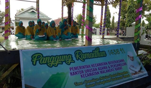 Malbar Gelar Panggun Ramadan, Ini Lombanya
