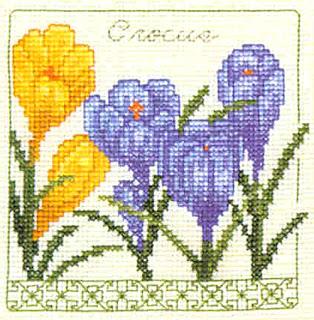 Nuovi schemi di crochi da ricamare che regalano i colori della primavera.