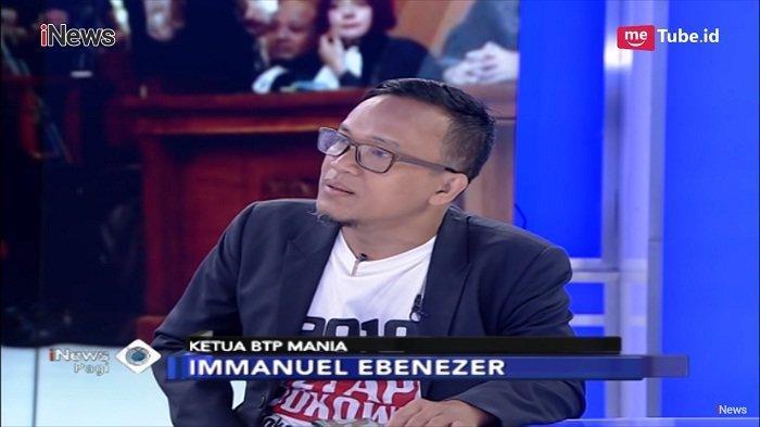 Sebut 'Kelompok 212 Penghamba Uang'. Immanuel: Mereka tak Punya Hak Tersinggung