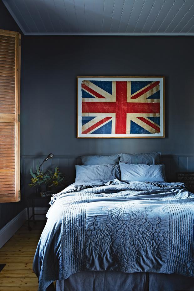 La habitación gris