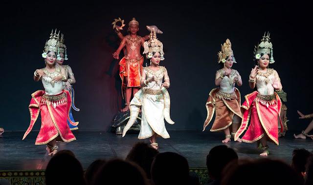 things to do cambodia apsara dance